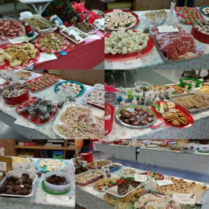 A look at some of the delicious treats available at this year's Sweet Treat event